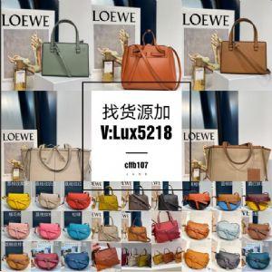 广州白云皮具城包包货源 Loew*罗意 威 吉品女包一手外贸