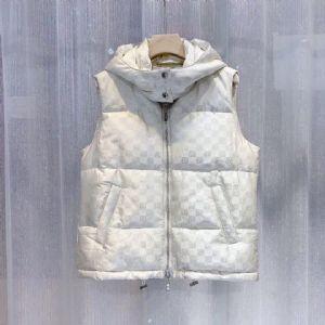 驴2020年冬季新款女士短款棋盘格羽绒夹克