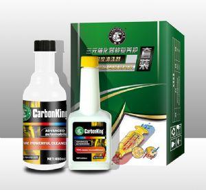 碳王CarbonKing®三元催化器修复养护套装