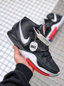 莆田鞋*纯原欧文6实战靴与正品区别,欧文6灭绝纯原莆田鞋过毒吗