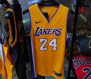 NBA球衣批发科比球衣工厂生产货源