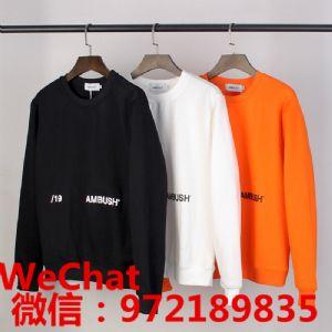 广州十三行AMBUSH潮牌卫衣T恤批发代理货源工厂直销价一件代发