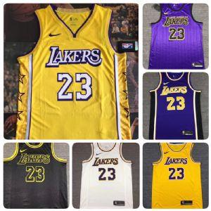 NBA球衣工厂批发詹姆斯23号篮球服货源