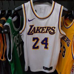 科比24号球衣NBA篮球服运动服批发 可NFC芯片扫描图片