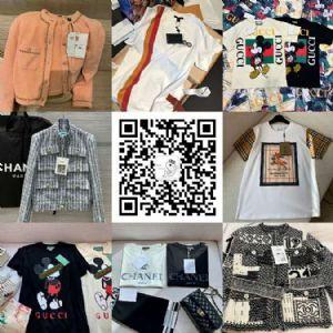 高端大牌女装货源招网店微信实体代理,支持一件代发图片