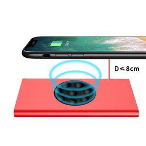 10000毫安无线手机充超薄快充双usb无线手机充电器