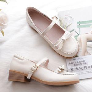 萝莉风女鞋批发,可爱的萌妹子风格货源图片