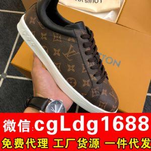 广州著�计纺行�正装皮鞋豆豆鞋大牌名牌工厂鞋工厂货源图片