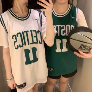 NBA欧文凯尔特人球衣