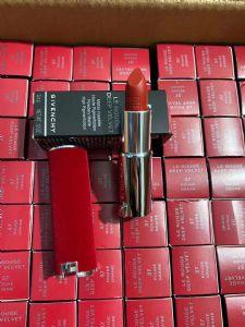 进口化妆品香水口红货源 纪梵希口红N37 333一件代发