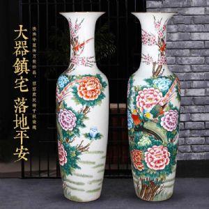 景德镇陶瓷大花瓶定制加工