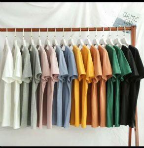 杭州自产自销工厂,专业T恤定制,批发零售店铺图片