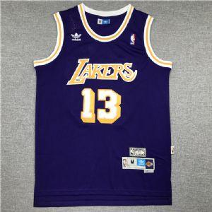 湖人队科比 奥尼尔张伯伦魔术师NBA复古球衣批发生产