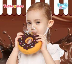 超可爱的甜甜圈造型水壶!