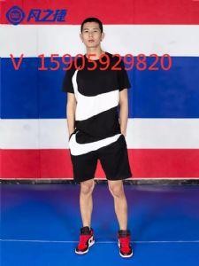 单钩短袖T恤
