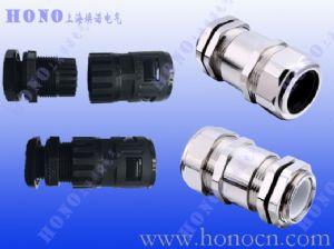 上海焕诺电气HONO塑料软管带锁紧软管接头,带锁紧尼龙接头
