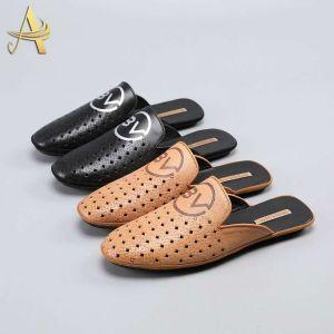 一脚蹬拖鞋