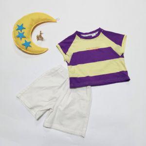 迪士尼2020夏季新款男童短袖T恤中小童纯棉打底衫