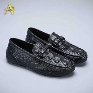 精英商务休闲皮鞋