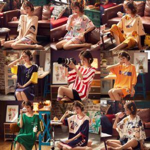 江苏睡衣家居服批发市场哪里比较大?江苏常熟睡衣批发图片