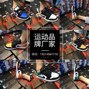 阿迪耐克童装童鞋外成人运动鞋服一手货源 厂家直销 诚招代理招加盟图片