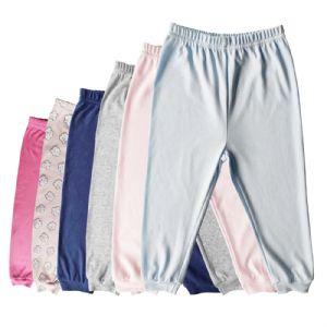 儿童针织秋裤睡裤棉毛裤