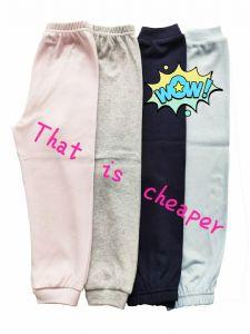小学生居家睡裤棉毛裤
