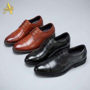 高端定制男士休闲商务皮鞋
