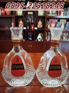 舟山市金门高粱酒(823纪念酒)扁瓶红盒58度600ml