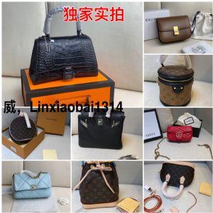 广州原版纯皮包包微信货源 一件代发,无需囤货,无风险图片