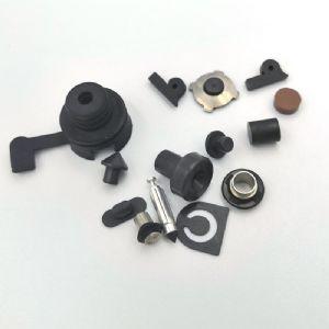 上海厂家直销耐高温胶塞 耐磨橡胶堵头 耐高温橡胶件 可定制
