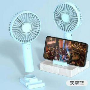 一件代发学生宿舍充电小风扇迷你电商热销手柄桌面电风扇