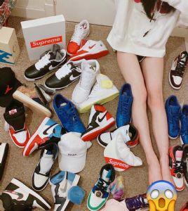 莆田潮鞋运动鞋工厂一件代发 不用囤货 零库存 代理不收任何费用