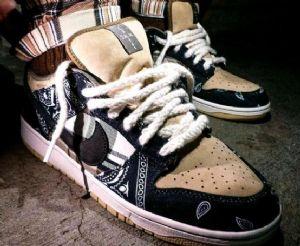 莆田鞋TS sb dunk脚感 Ts sb 联名纯原质量
