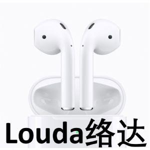 AirPods 络达(Louda)苹果蓝牙耳机 不跳电