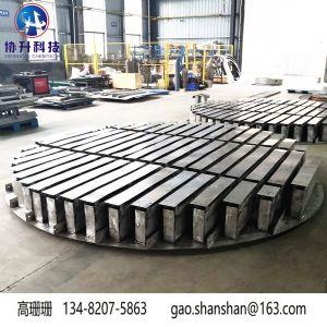 上海协升槽式分布器洗涤塔内件设计厂家