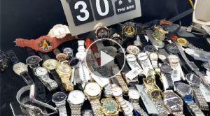 广州高端品牌手表批发 支持货到付款 秒出单秒发货