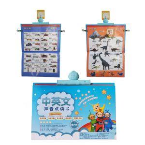 源头工厂市场新品 儿童玩具批发定制 点读书一件代发