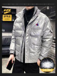 一件代发Champion冠军阿迪达斯羽绒服  优质保暖白鸭绒图片