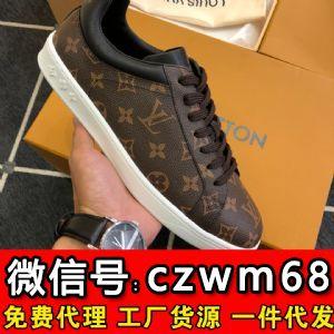 广州著�计纺行�正装皮鞋豆豆鞋大牌名牌工厂鞋工厂货源