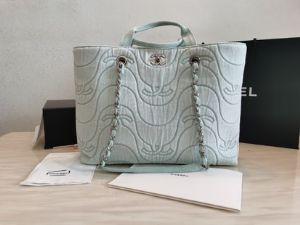 新款牛仔购物袋原版包包工厂直销高档名牌男女包包批发图片