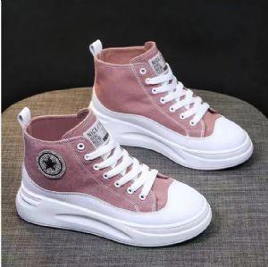 TWMT652021新款潮流高帮帆布鞋